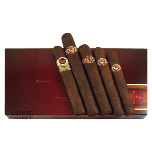 Padron No. 88 Sampler Maduro Box and Sticks