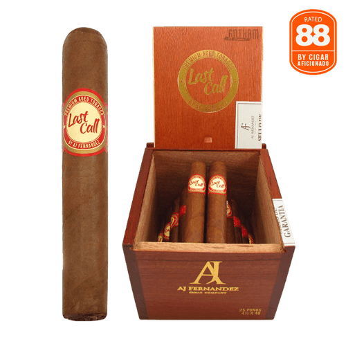 Last Call Habano Geniales Box and Stick