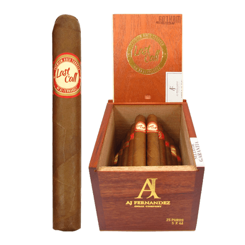 Last Call Habano Pequenas Box and Stick