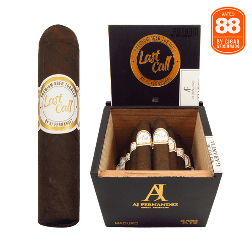 Last Call Maduro Chiquitas Box and Stick