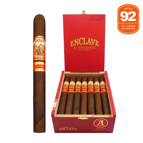 Enclave Broadleaf Churchill Box and Stick