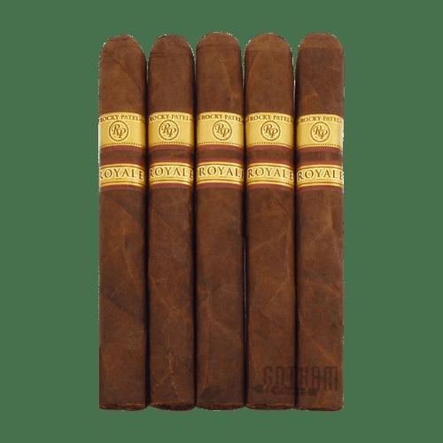 Rocky Patel Royale Sumatra Box Pressed Toro 5 Pack