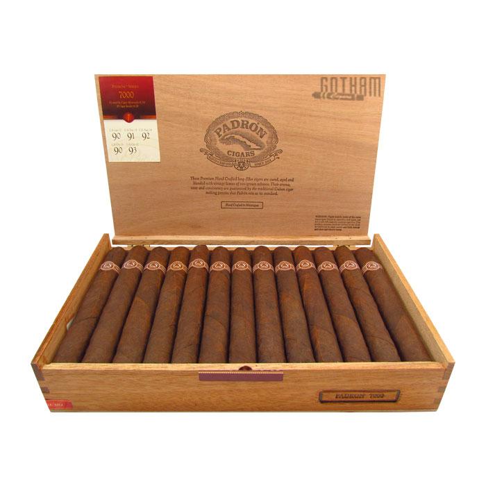 Gotham Cigars coupon: Padron 7000 Maduro