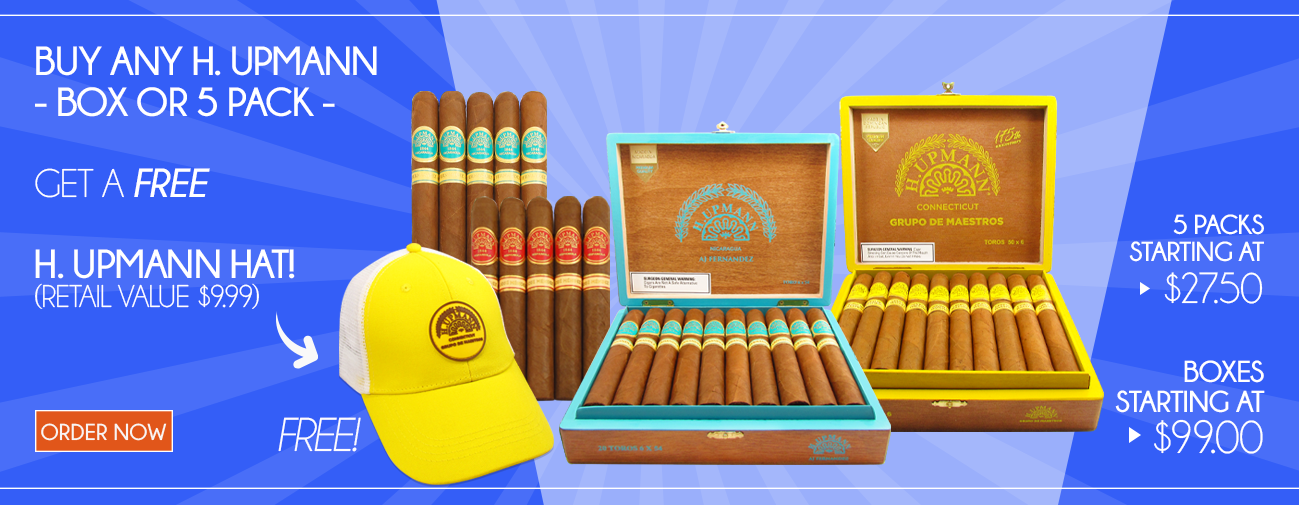 Buy Discount Cigars Online | Gotham Cigars