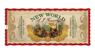 AJ Fernandez New World