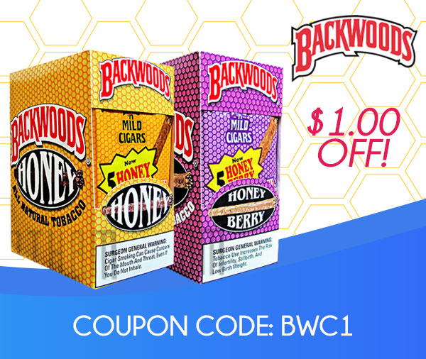 Backwoods Cigars $1.00 OFF!