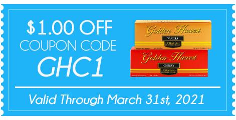 Golden Harvest $1.00 OFF!