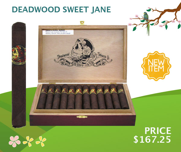 NEW ITEM! DEADWOOD SWEET JANE