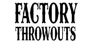 Factory Throwouts Logo