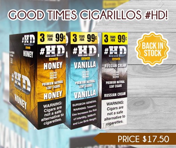 Back in Stock! Good Times #HD!