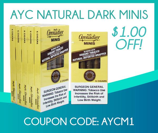 AYC Natural Dark Minis