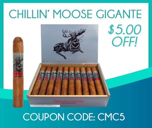 Chillin' Moose Cigars