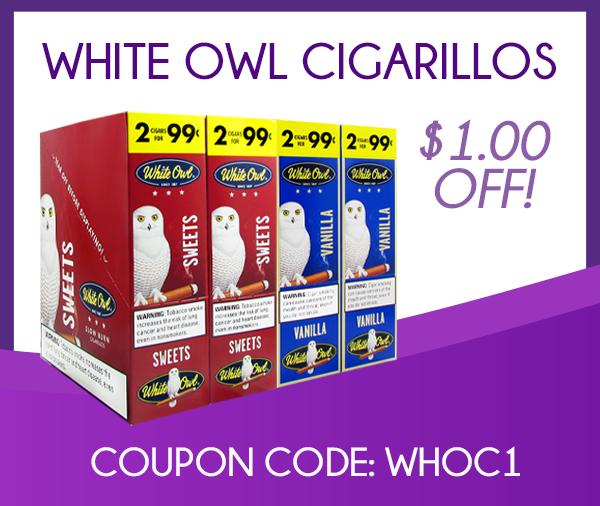 White Owl Cigarillos
