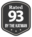 Rated 93 by The Katman