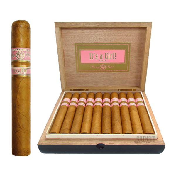 Gotham Cigars coupon: Rocky Patel It's a Girl