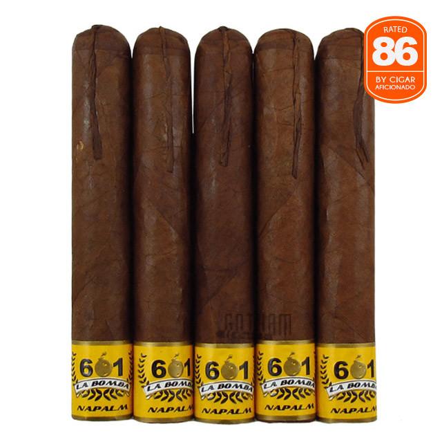 Gotham Cigars coupon: 601 La Bomba Napalm