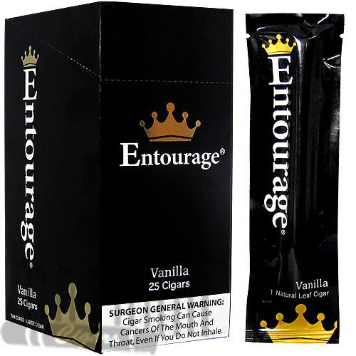 Gotham Cigars coupon: Entourage Natural Vanilla