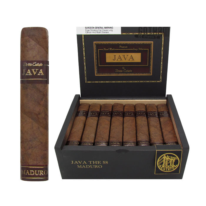 Gotham Cigars coupon: Java Maduro The 58