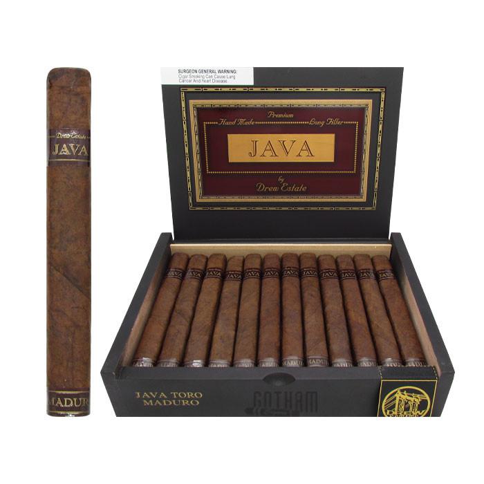 Gotham Cigars coupon: Java Maduro Toro