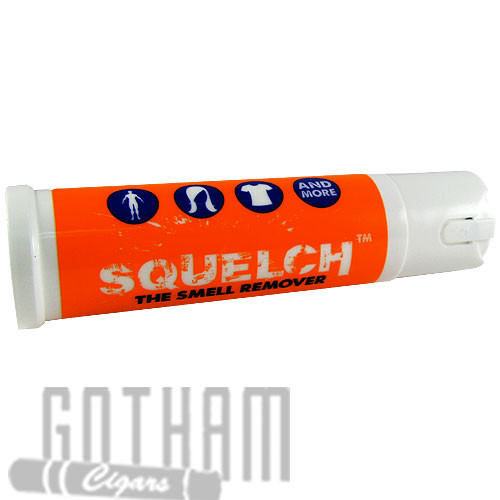 Gotham Cigars coupon: Squelch Smell Remover