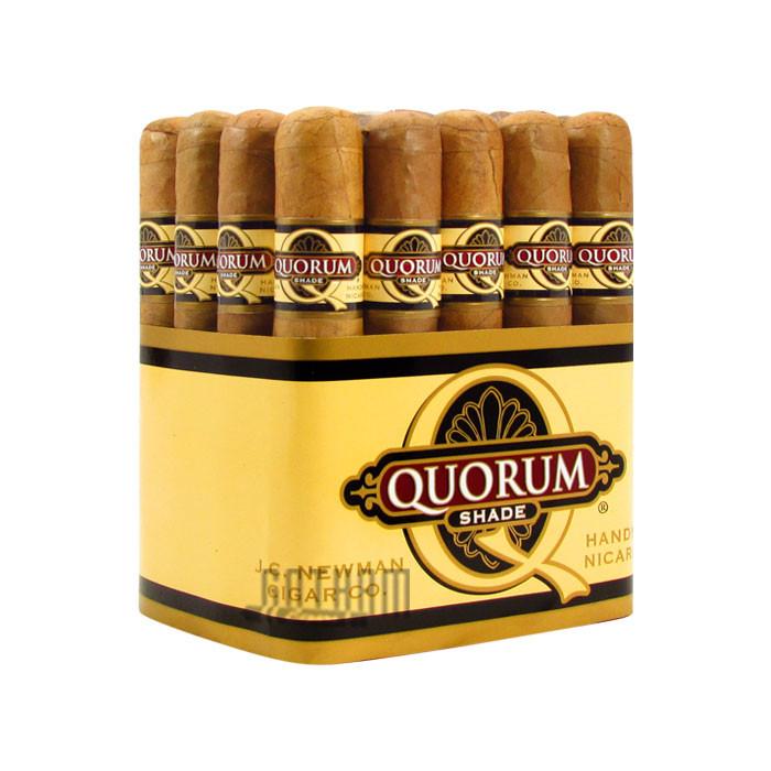 Gotham Cigars coupon: Quorum Shade Robusto
