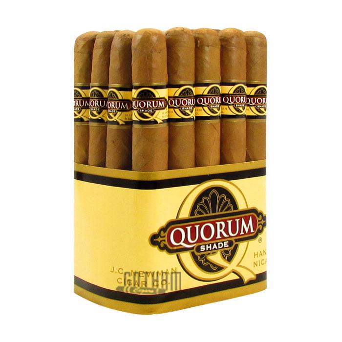 Gotham Cigars coupon: Quorum Shade Corona