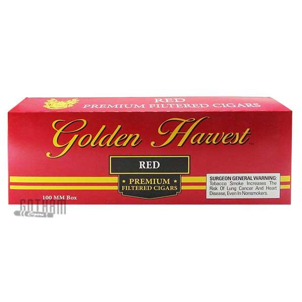 Gotham Cigars coupon: Golden Harvest Filtered Cigars Full Flavor