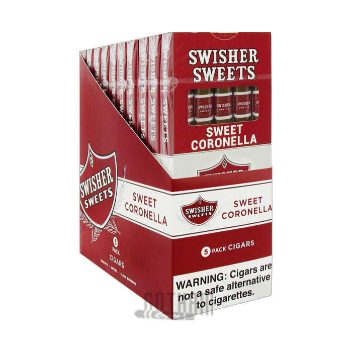 Gotham Cigars coupon: Swisher Sweets Coronella Pack