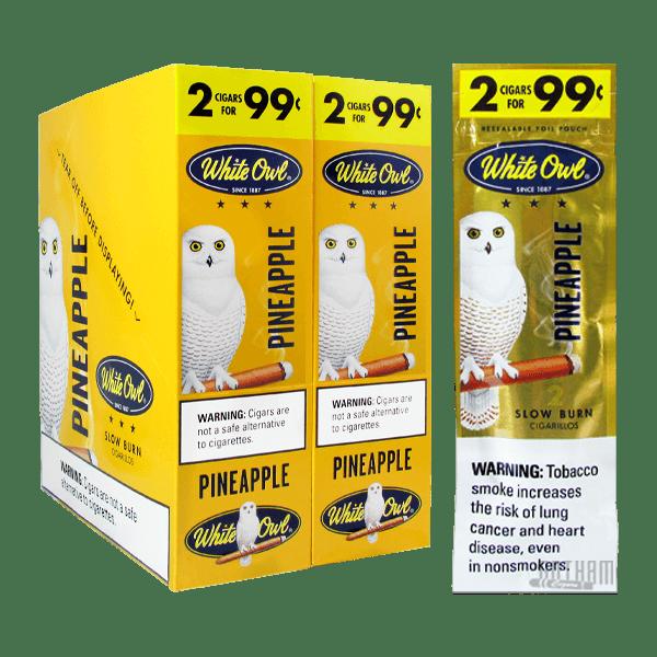 Gotham Cigars coupon: White Owl Cigarillos Pineapple