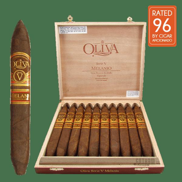 Gotham Cigars coupon: Oliva Serie V Melanio Figurado