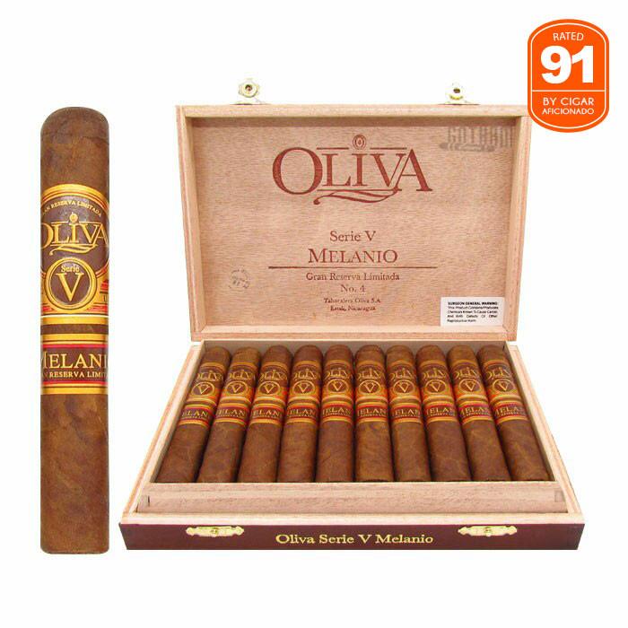 Gotham Cigars coupon: Oliva Serie V Melanio Petit Corona