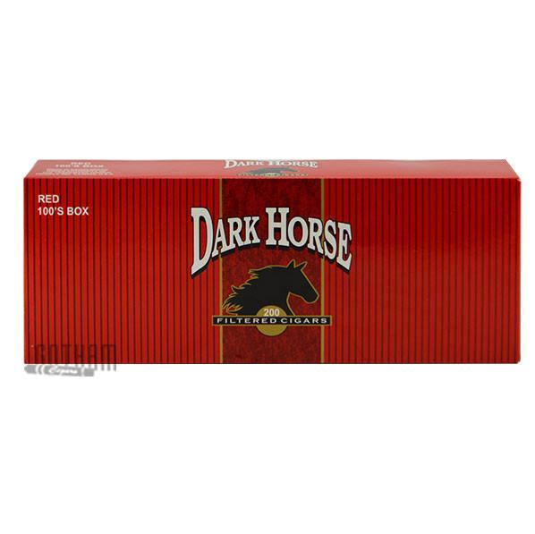 Gotham Cigars coupon: Dark Horse Filtered Cigars Full Flavor