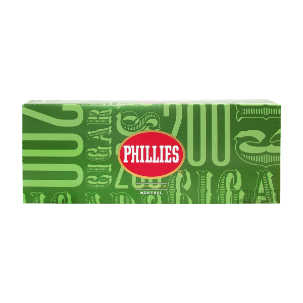Gotham Cigars coupon: Phillies Filtered Cigars Menthol