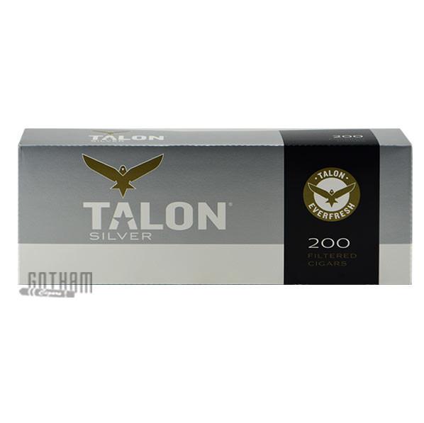 Gotham Cigars coupon: Talon Filtered Cigars Silver