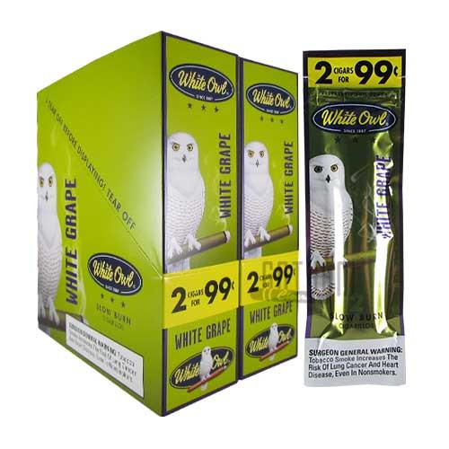 Gotham Cigars coupon: White Owl Cigarillos White Grape
