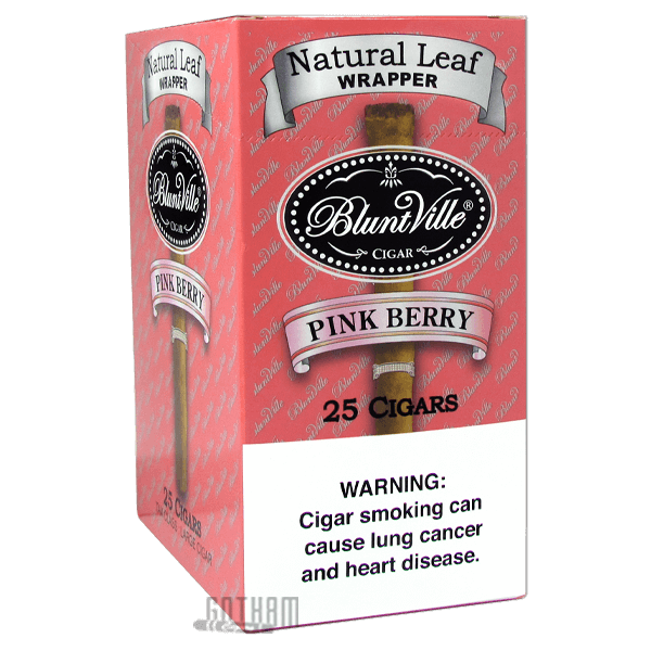 Gotham Cigars coupon: Bluntville Pink Berry