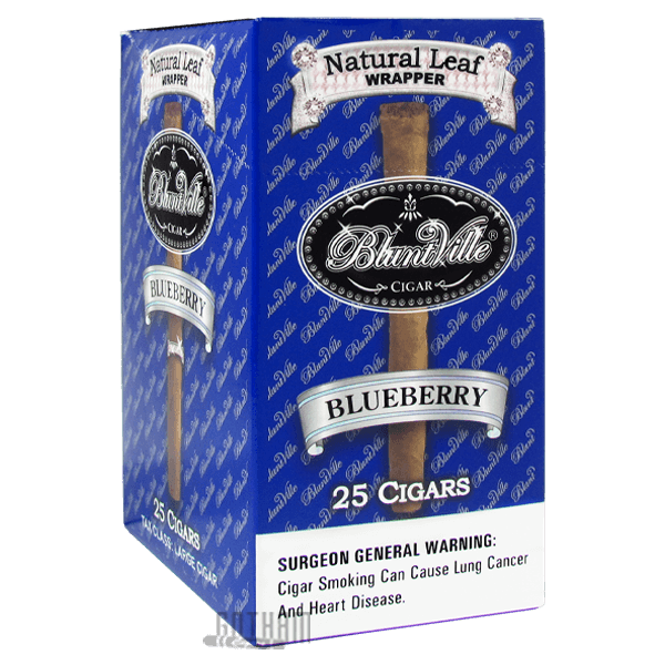 Gotham Cigars coupon: Bluntville Blueberry