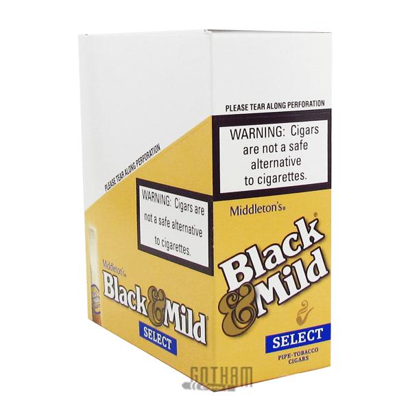 Gotham Cigars coupon: Black And Mild Mild Pack