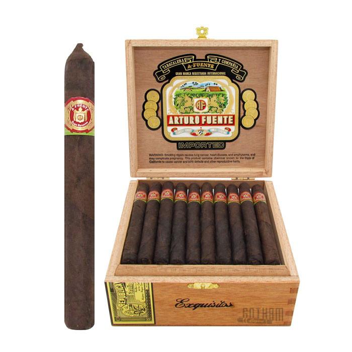 Gotham Cigars coupon: Arturo Fuente Exquisito Maduro