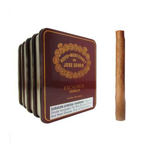 Gotham Cigars coupon: Hoyo de Monterrey Excalibur Cigarillos 5/20