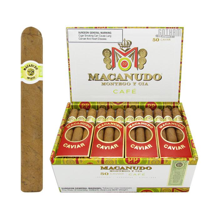 Gotham Cigars coupon: Macanudo Caviar
