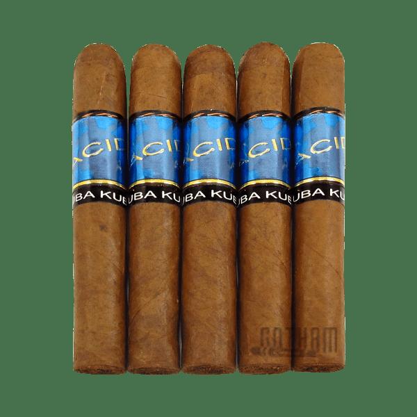 Gotham Cigars coupon: Acid Kuba Kuba 5 Pack Natural