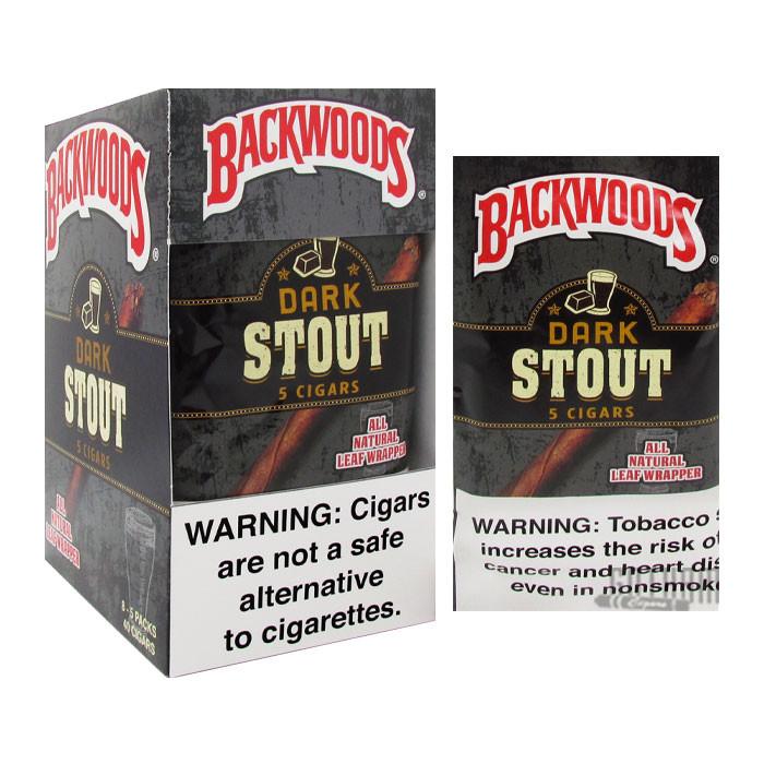 Gotham Cigars coupon: Backwoods Dark Stout