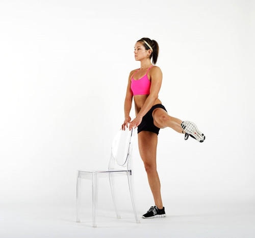 4 Toning Exercises to Reduce Thigh Chafing