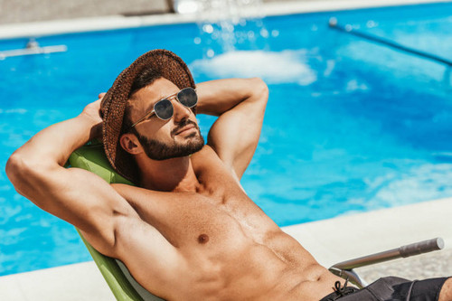 Poolside Chafing: How to Get the Most Out of Summer in Style