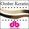 "Donna Bella Kera-link Ombre fusion, 20 strands, 18"""