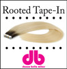 Donna Bella Rooted Tape-ins