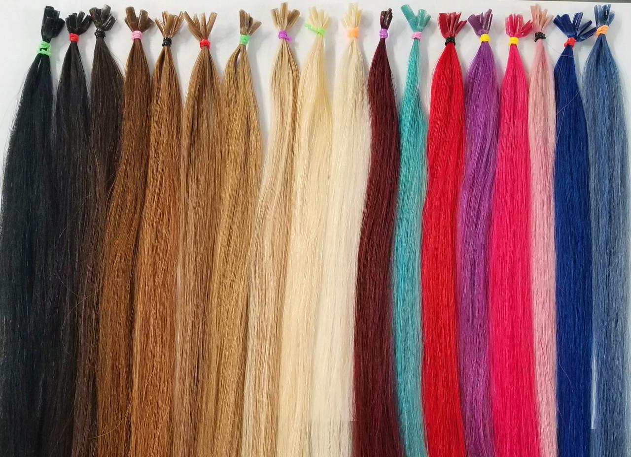 Highlight strand hair extensions