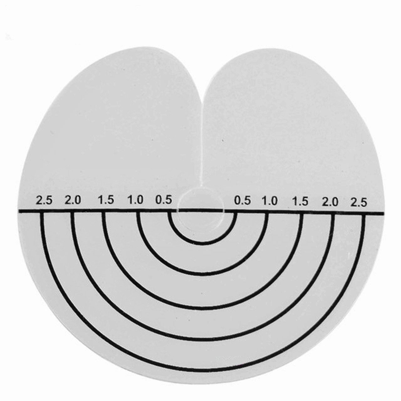 Shields for Keratin Hair Extensions, 10 disks
