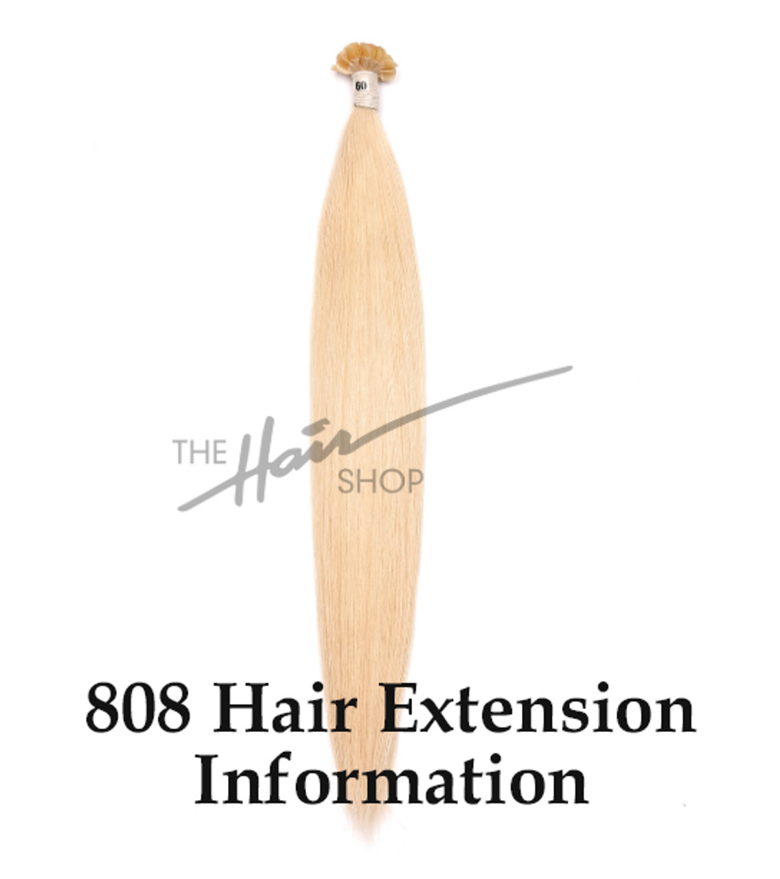 808 hair extension information